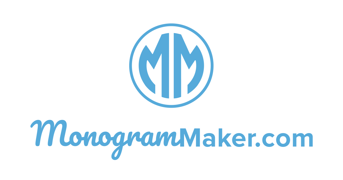 Monogram Maker Free Online Monogram Design Tool